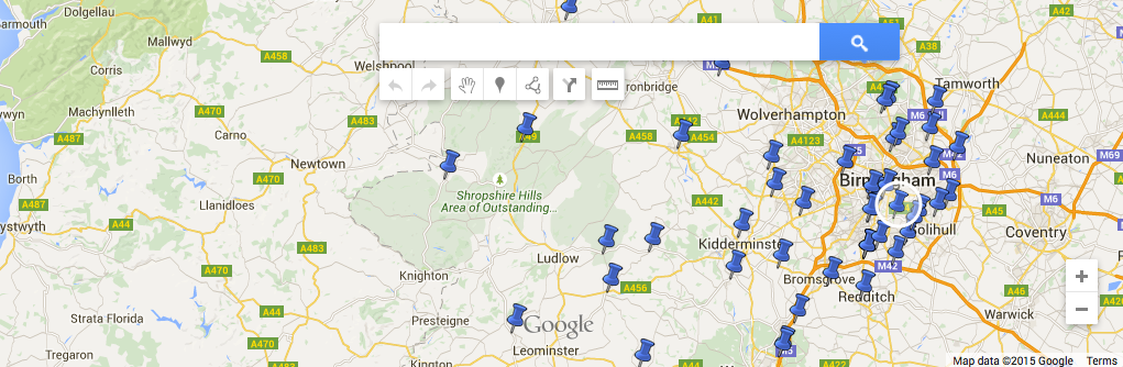 North Midlands Rugby Clubs