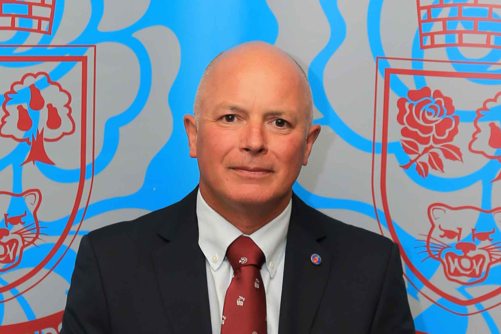Huw Jenkins, Honorary Secretary North Midlands RFU