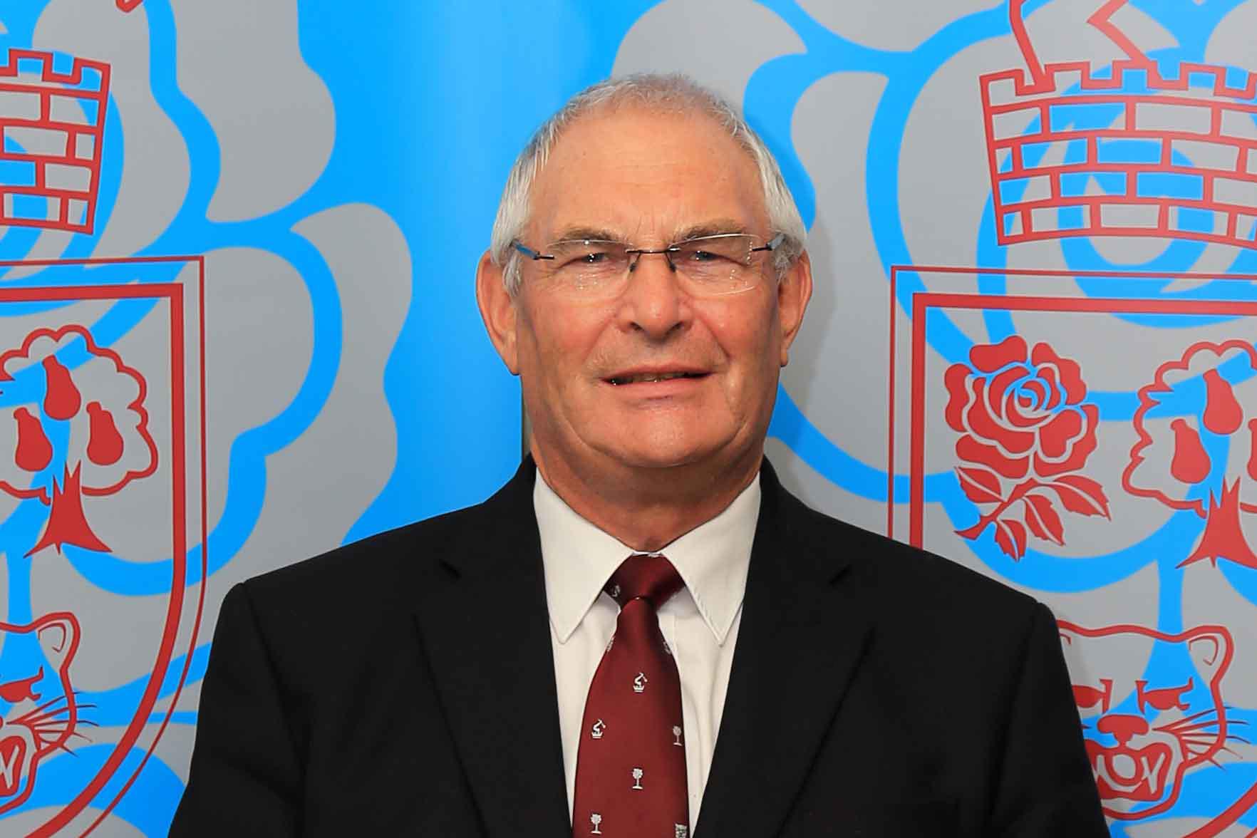 Robert Bray, Honorary Secretary North Midlands RFU