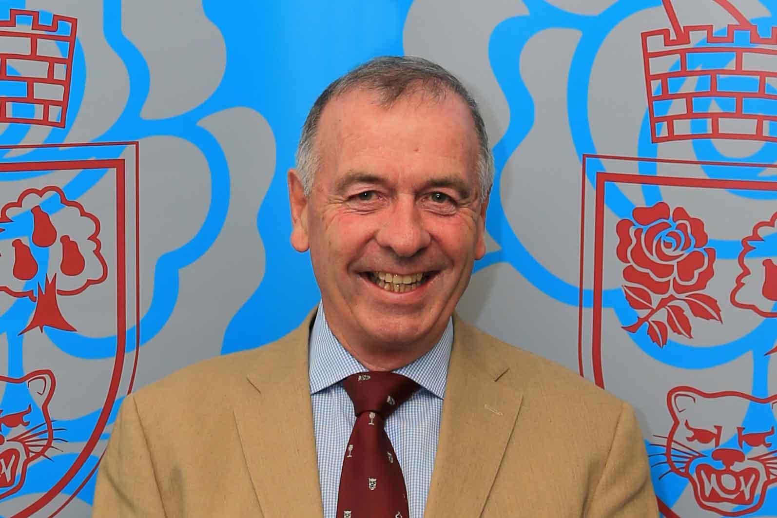 Steve Guy, RFU Council Member