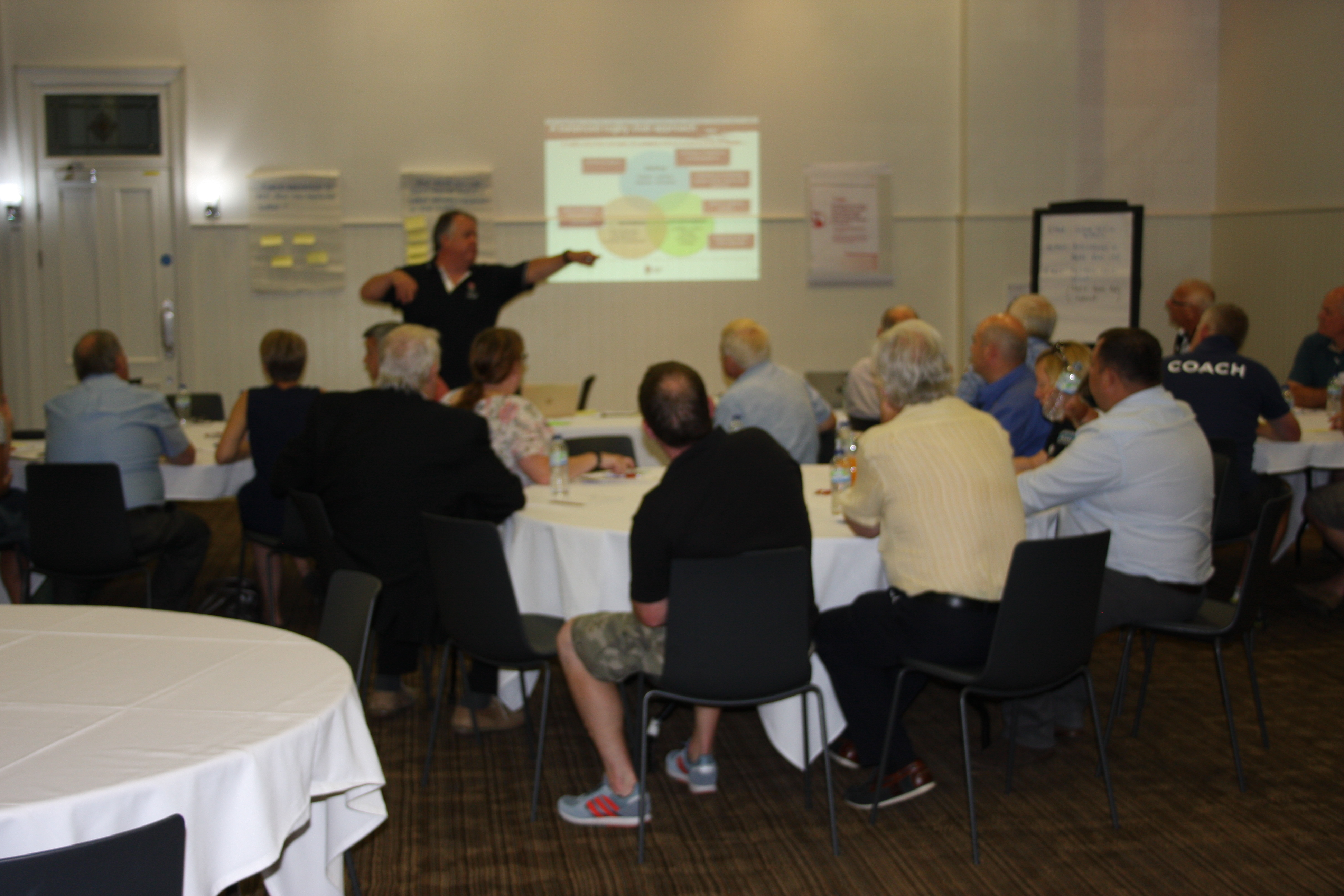 North Midlands Club Together Conference