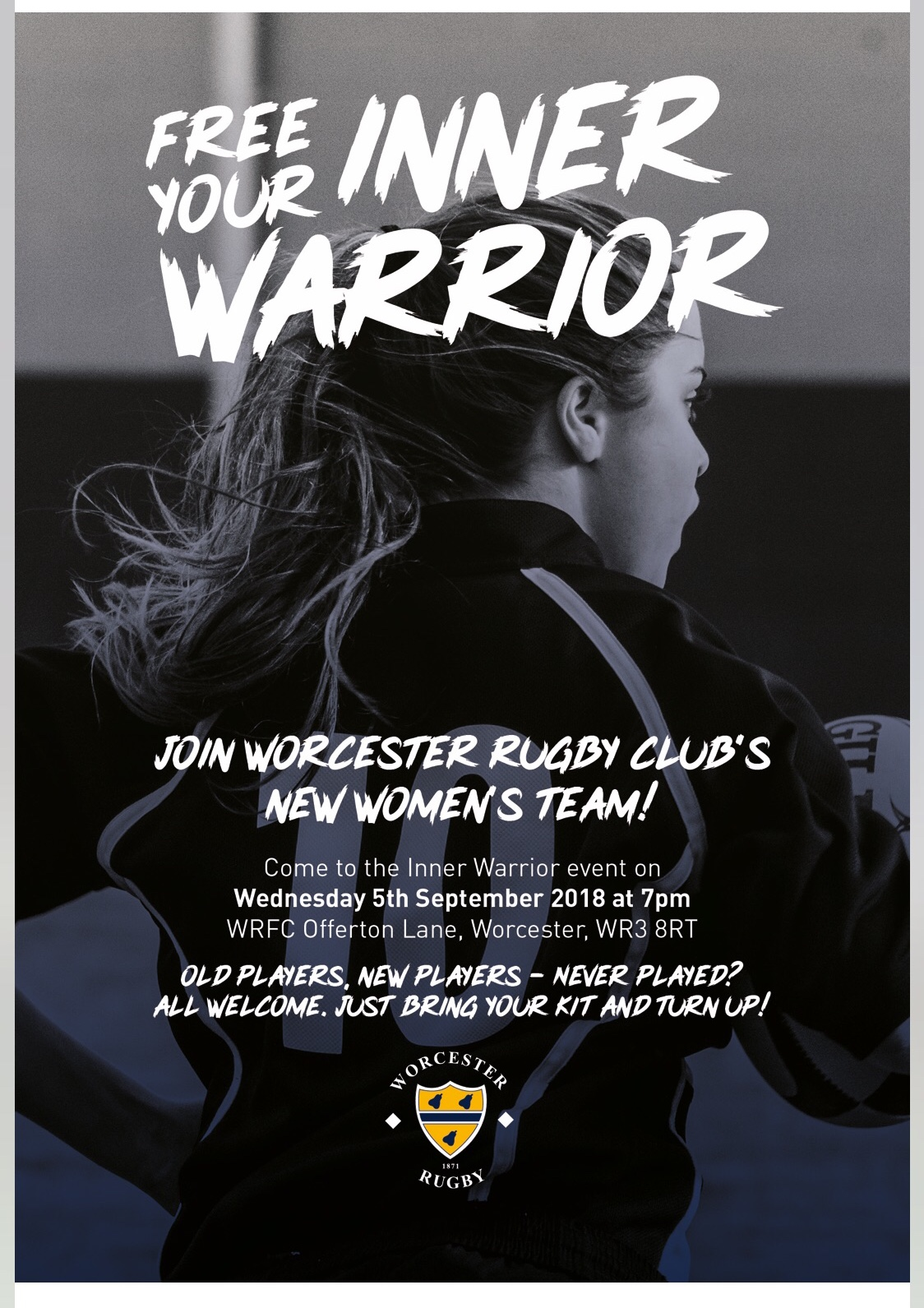 Worcester Inner Warrior session