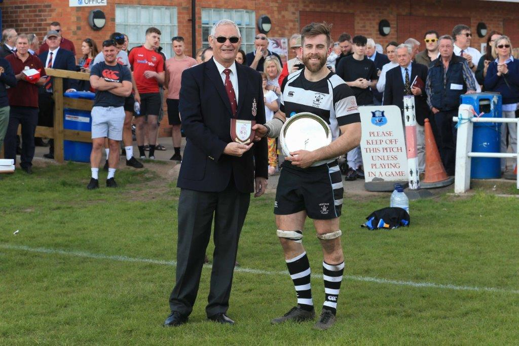 Veseyans win North Midlands Shield Plate