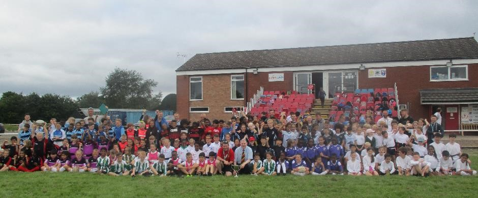 Kings Norton schools World Cup Festival