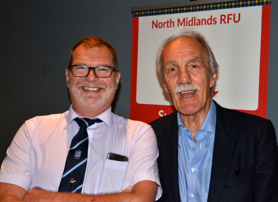 Erdington RFC's Andy Trueman volunteering work recognised with a trip to Japan for the Rugby World Cup final