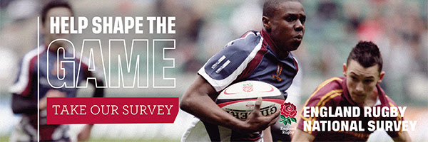 National Rugby Survey – Your views matter
