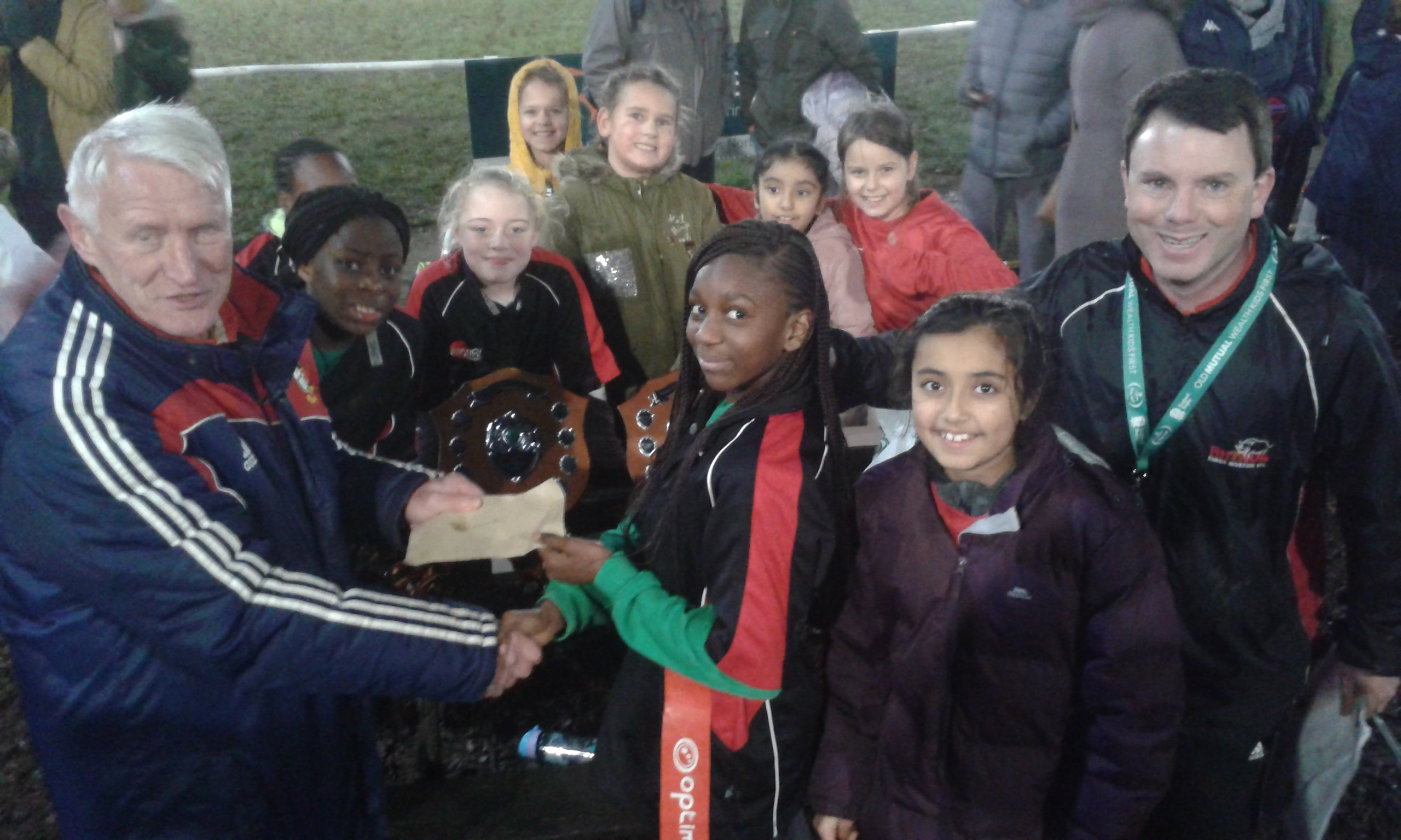 Kings Norton RFC All Girls Primary School Annual Tag Rugby Festival