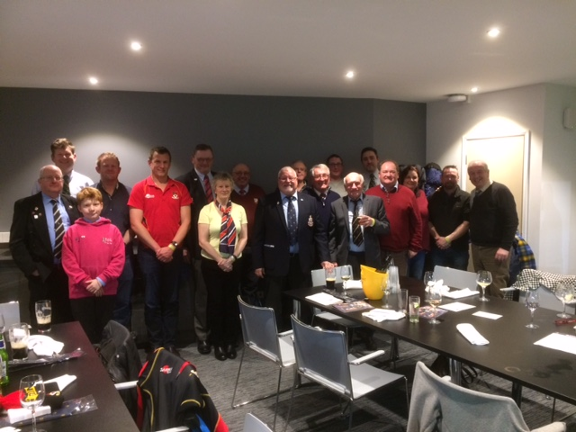 North Midlands RFU Volunteer Recognition Programme 2020