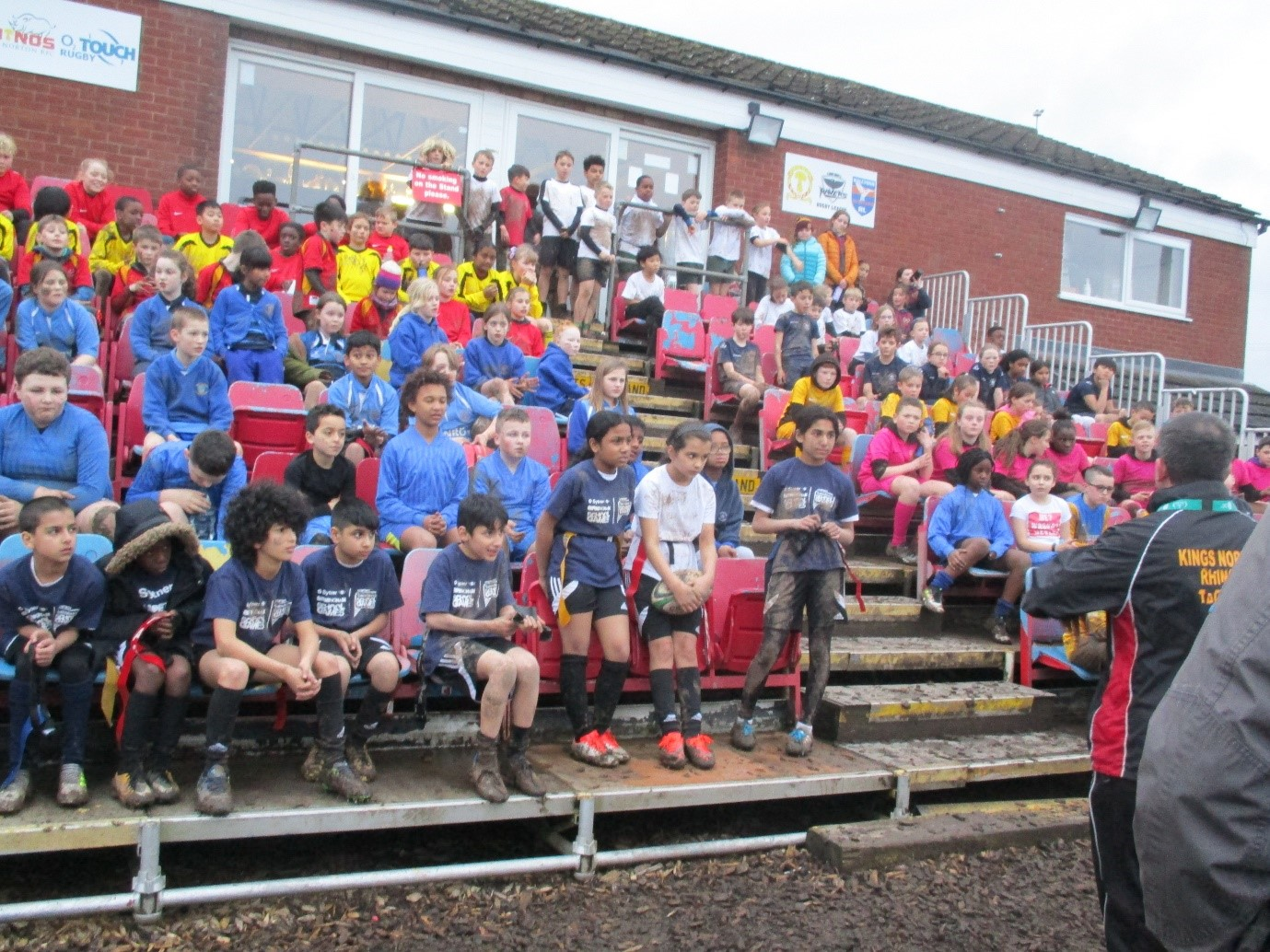 Tag Rugby Festival – Kings Norton RFC recognised for outstanding work.