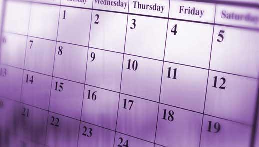 Age Grade Playing Calendar 2020 / 2021