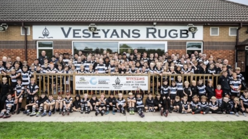 £7,931 Raised by Veseyans Rugby Club to support staff and patients at Good Hope Hospital