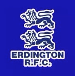 Ugo Monye announces Erdington Rugby Club Gallagher Rugby Club of the Season