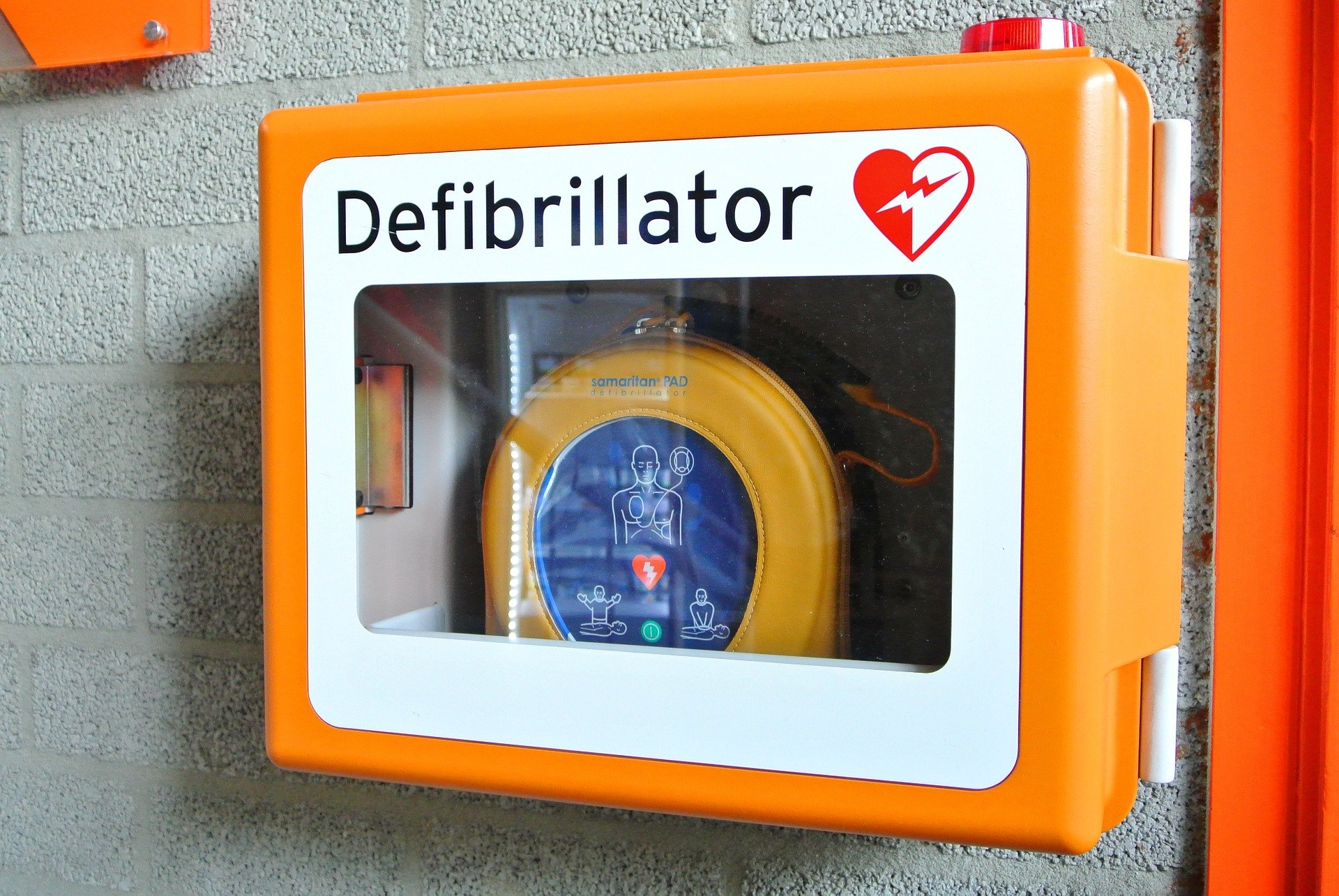 Defibrillator funding for clubs