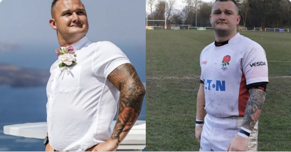 Redditch RFC raise funds for life changing injuries for Ashley Mooney